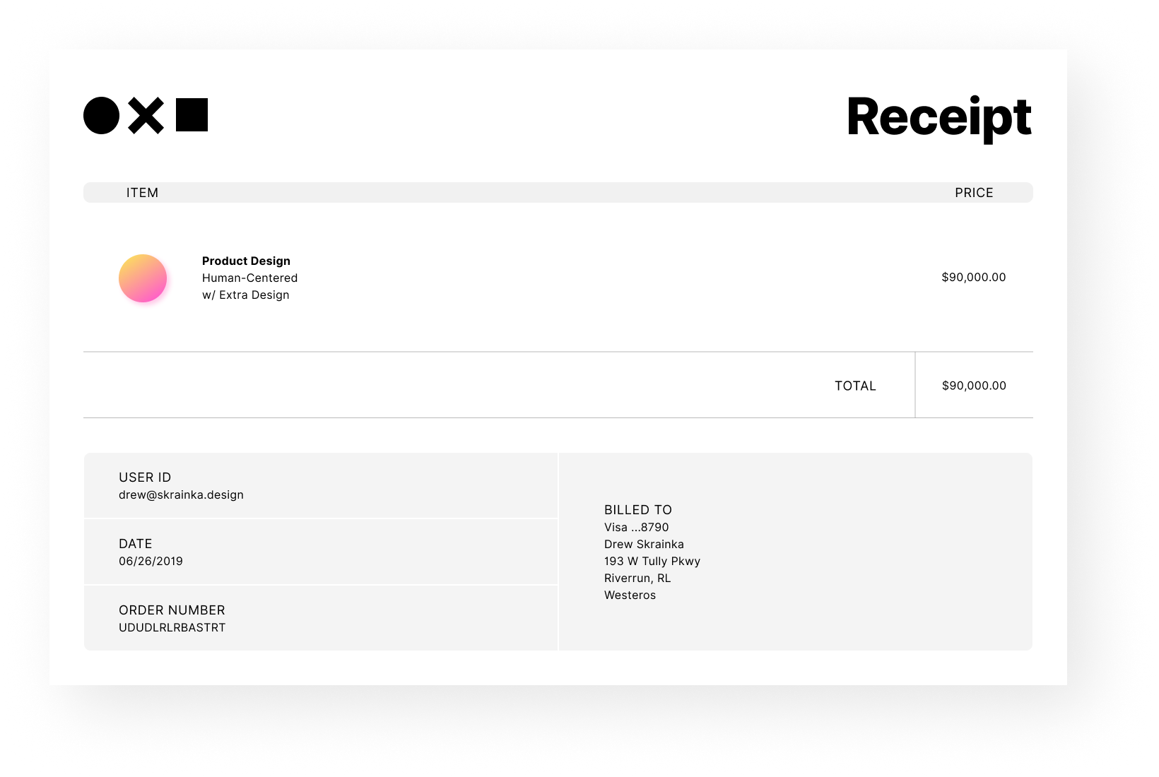 Daily-UI-017-Email-Receipt